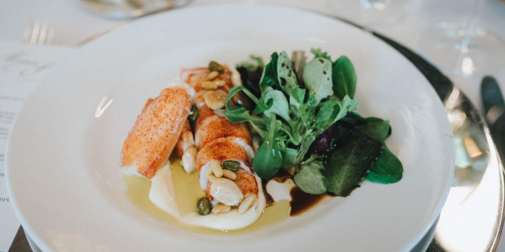 Cocina Casa Solla -Estrella Michelin